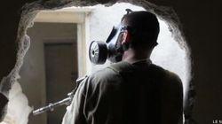 Reporteros de 'Le Monde' presencian ataques químicos en Siria