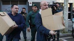 Libertad con cargos y bajo fianza para cinco detenidos por las obras del