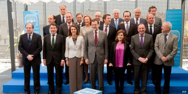 Lucha en el PP por el déficit: Monago y Fabra chocan por el reparto del