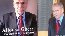 Memorias de Alfonso Guerra: Rajoy