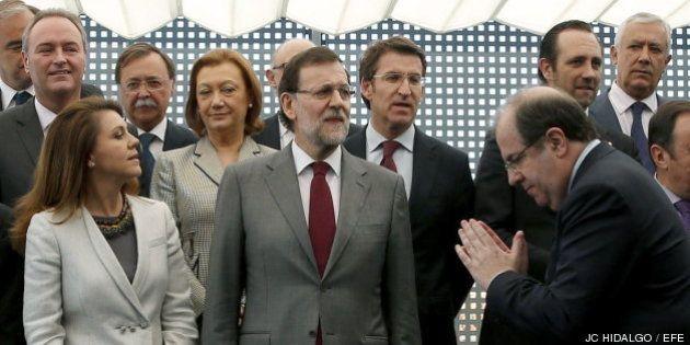 Rajoy y sus barones se dan más tiempo para pactar el déficit