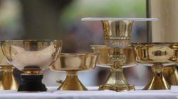 La Iglesia venezolana se queda sin vino de