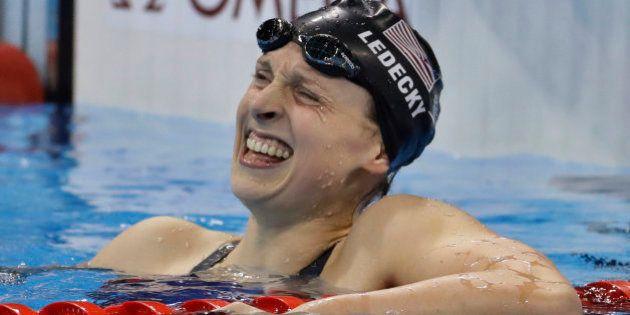 Siete razones por las que Katie Ledecky es la nueva estrella de la natación