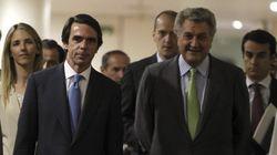 El poder del PP se salta el acto de Aznar en el