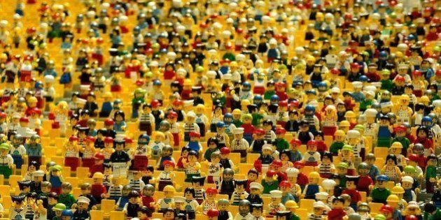 Londres tiene una nueva visita obligada: Lego abre su tienda más grande del mundo en la