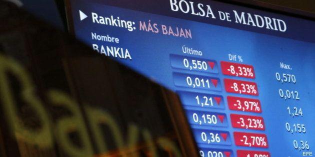 La OCU recomienda a los preferentistas de Bankia vender
