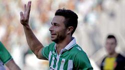 Detenido Rubén Castro, futbolista del Betis, por presunta agresión a su