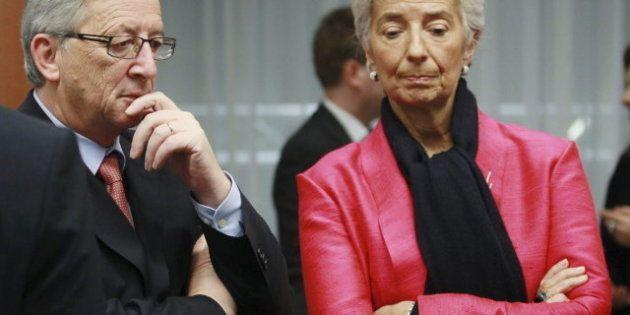 El Eurogrupo y el FMI fracasan en su objetivo de desbloquear la ayuda urgente para