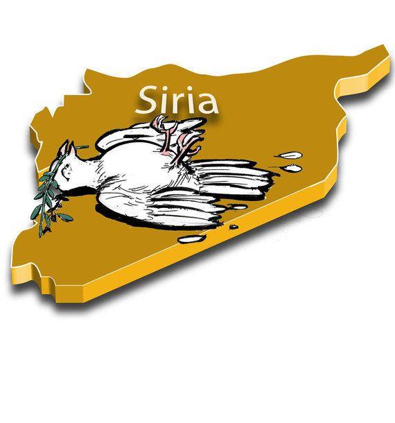 Desesperación en Siria: ¿Tiene posición la