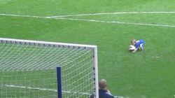 VÍDEO: un gol que corta el