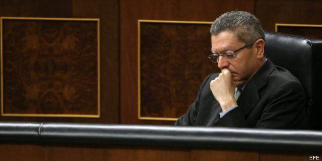 Gallardón niega que se vaya a limitar la libertad de información en la nueva ley procesal