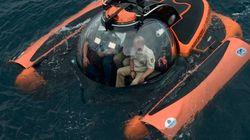 Putin visita Crimea y se sumerge en el mar Negro en un