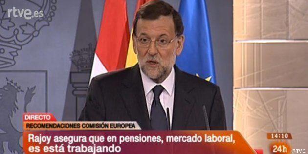 Rajoy minimiza las previsiones de la OCDE: