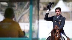 La actuación en Río de Severo Jurado y su caballo Lorenzo que tienes que