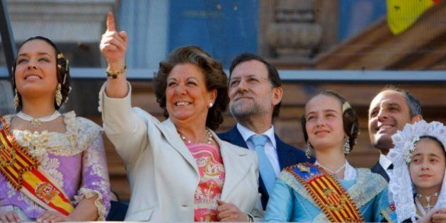 El juez imputa al PP valenciano por blanqueo y pide a Barberá que