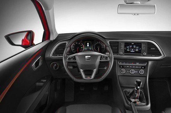 Contacto: Seat León SC FR 1.8