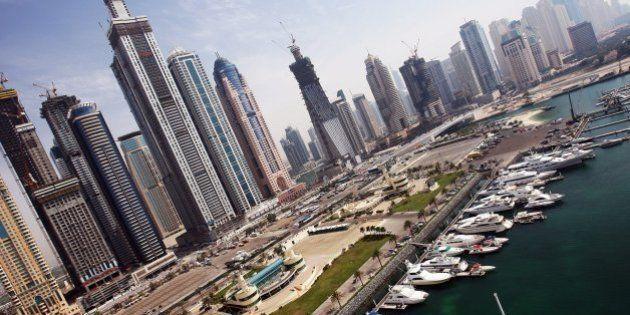 Detienen a una turista británica víctima de una violación múltiple en Dubái por