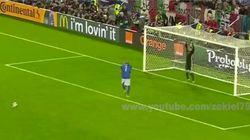 La parodia más bestia del penalti de Italia que triunfa en las