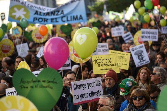 Cumbres del Clima: el día de la
