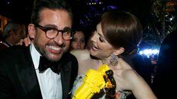 Lo que el ojo no vio en los Oscar 2015 (GIFS, VÍDEOS,