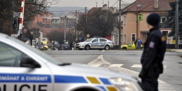 Tiroteo en la República Checa: al menos ocho muertos en Uhersky Brod, en el este del