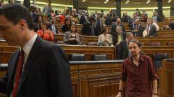 Podemos no apoyará el pacto PSOE-C's aunque baje en las