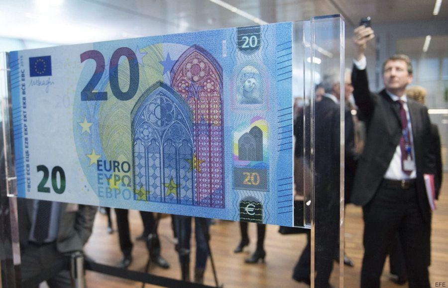 Nuevo billete de 20 euros: te lo desguazamos