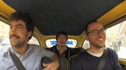 De paseo con Venga Monjas, dos guionistas muy cachondos con vídeos de humor en