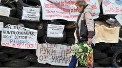 Los referéndum separatistas en Ucrania siguen