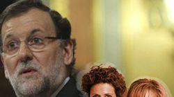 Rajoy se deja