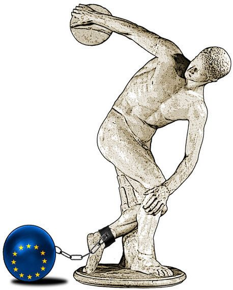 La humillación de los griegos no es un éxito