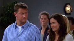 La red hace viral la escena eliminada de 'Friends' tras el 11S ocho años