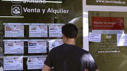 La firma de hipotecas sube por primera vez en siete