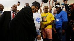 El partido de Mandela logra la mayoría absoluta en