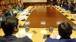 PSOE y Ciudadanos ultiman reuniones por separado con Compromís e