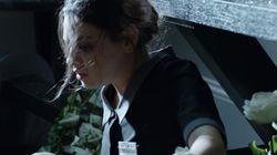 El momento en que Mila Kunis pierde el control en 'En tercera persona'