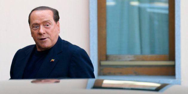 Berlusconi comienza su condena a un año de trabajos en un centro de ancianos