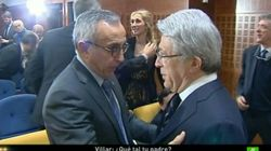 Villar pregunta a Gil Marín