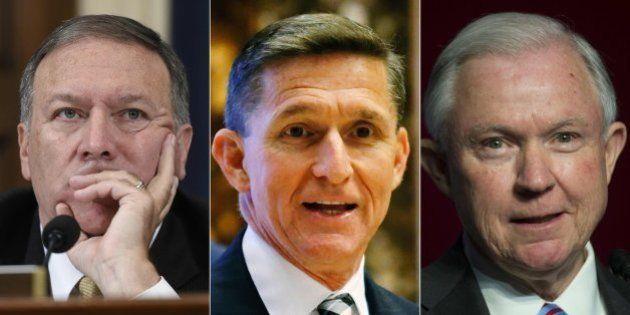 Trump elige a tres ultraconservadores para puestos clave de