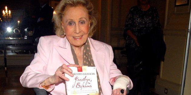 Muerte de Merecedes Salisachs: muere a los 97 años una de las escritoras en activo más