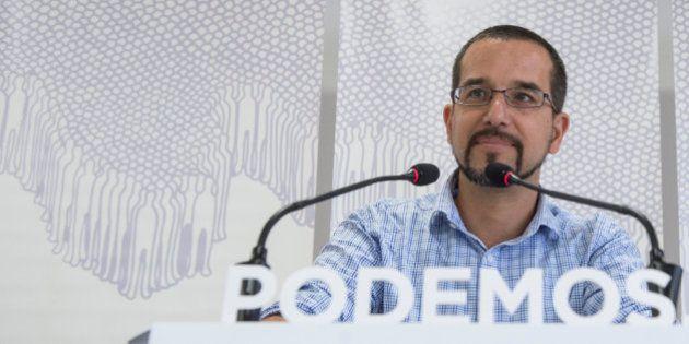 Iglesias cesa a Sergio Pascual como secretario de Organización de