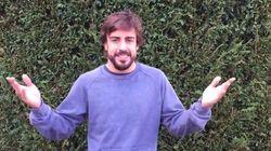 Alonso agradece los apoyos:
