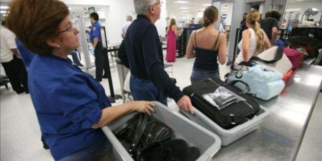Nuevos controles de seguridad para el equipaje de mano de los