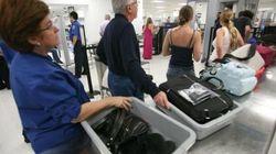 Prepárate: cambian los controles de seguridad para el equipaje de