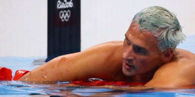 2016 Rio Olympics - Swimming - Final - Men's 200m Individual Medley Final - Olympic Aquatics Stadium...