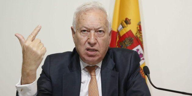 El PSOE critica a Margallo por contar un