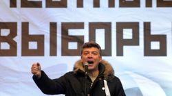 Matan a tiros cerca del Kremlin al opositor ruso Boris