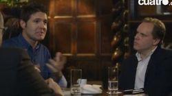 El economista Daniel Lacalle carga contra el programa de Jesús Cintora por