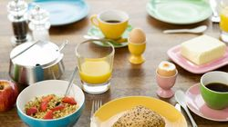 Cinco desayunos saludables para empezar el