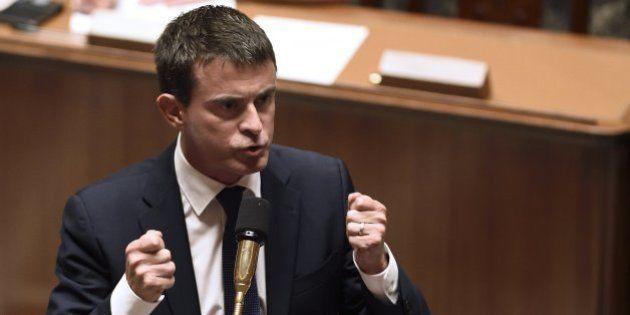 Valls supera el voto de confianza de la Asamblea Nacional